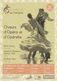 Les chœurs d'opéra